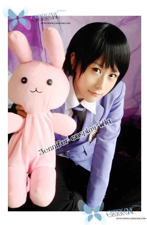 Ouran High School Host Club Haruhi Fujioka cosplay wig ... Ouran Highschool Host Club Cosplay Haruhi