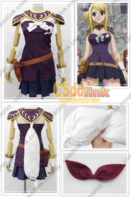 Lucy Fairy Tail Cosplay Outfit | www.pixshark.com - Images ...