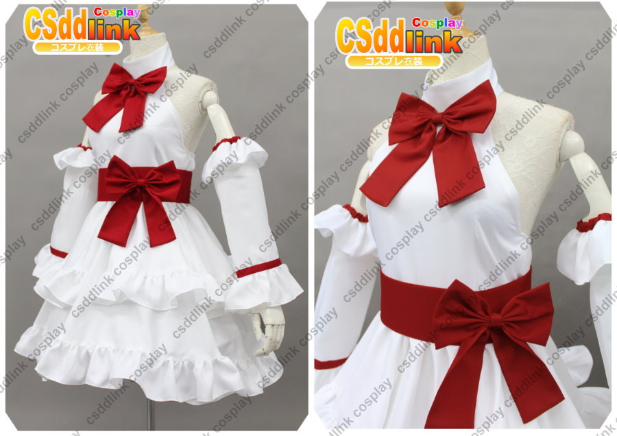 Fairy Tail Wendy Marvell Cosplay Costume Outfit Dress Csddlink Cosplay