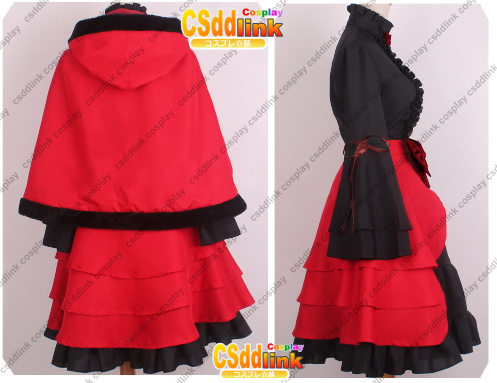 K project season 2 Anna Kushina cosplay costume dress
