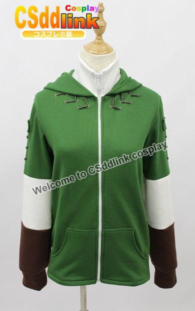 Zelda link hoodie