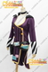 Borderlands 2 Mad Moxxi cosplay costume purple outfit
