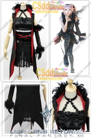 FinaFantasy XIII Lumina Lightning Returns cosplay costume