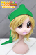 The Legend of Zelda Hyrule Warriors Link Cosplay wig