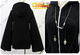 Kingdom Hearts Organization 13 XIII Hoodie Jacket with necklace