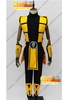 Mortal Kombat 3 Scorpion Cosplay Costume