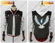 infamous Second Son Delsin Rowe Cosplay Costume Ver.White