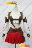 Final Fantasy XIV Miqote Miqo'te Cosplay Costume FF14