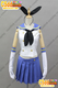 Kantai Collection Shimakaze Cosplay Costume