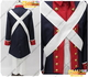 Axis Powers APH America Uniform Revolutionary War Cosplay Costum