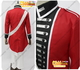 Axis Powers APH UK Uniform Revolutionary War Cosplay Costume