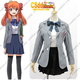 Monthly Girls Nozaki-kun Chiyo Sakura cosplay costume