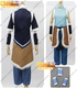 The Legend Of Korra Cosplay Costume