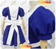 Alice Madness Returns Alice Cosplay Costume