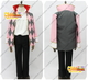 Howl's Moving Castle Howl Cosplay Costume
