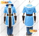 Clash of Clans COC Wizard Cosplay Costume