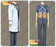 Fairy tail Gray cosplay costume