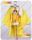 Pokemon Jolteon cosplay costume yellow
