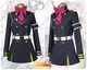 Seraph of the End Shinoa Hiragi cosplay costume female uniform