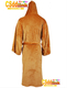 Star Wars Jedi Hooded Bathrobe Fleece Bath Robe Costume