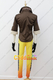 OVERWATCH Tracer Fanart Cosplay Costume only pants leggings