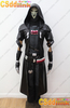 Overwatch Reaper Cosplay Costume with mask black