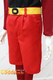 Pokemon Omega Ruby Maxie Cosplay Costume red