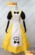 Gravity Falls bill Cipher Human Princess Cosplay Costume dress