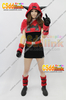 Pokemon Team Magma Gal cosplay costume